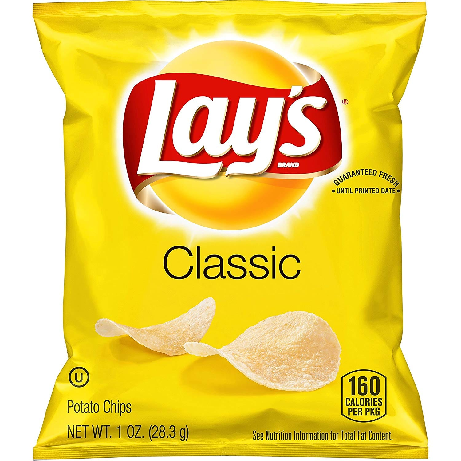 40 count 1oz Lay's Classic Potato Chips, $10.19 AC w/ S&S