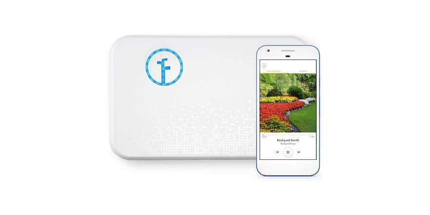 Rachio 2nd Generation Smart Sprinkler Controller, 16 Zone, $119.99, WOOT, Free Prime shipping