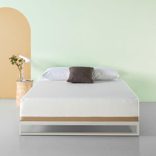 "Zinus ""distressed"" mattresses, 11 inch Memory Foam BioFusion Mattress, KING size, $93.82, KING 10 in hybrid spring, $80.67, FS at ebay via Zinus + more sizes"