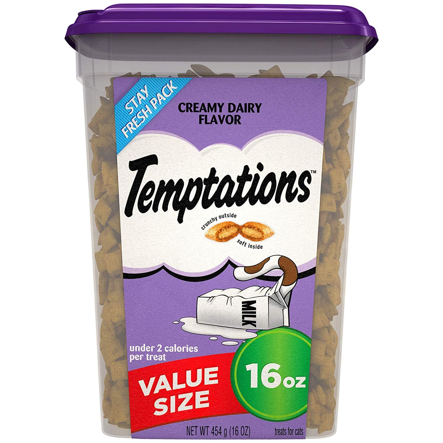 Temptation Cat Treats, 16oz, many varieties, as low as $5.59 with Subscribe and Save