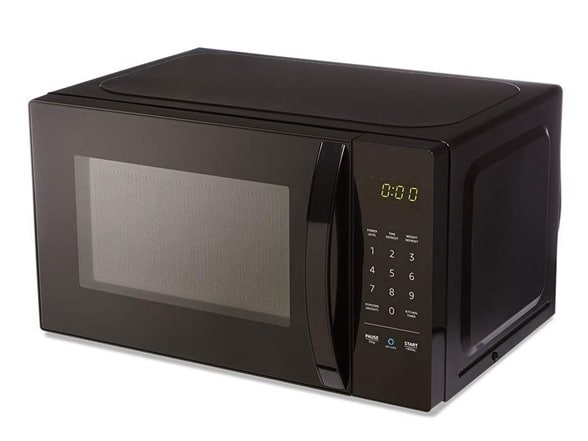 Refurbished, AmazonBasics Alexa-Enabled 700W Microwave, 0.7 Cu. Ft, $24.99, Free shipping for Prime at Woot