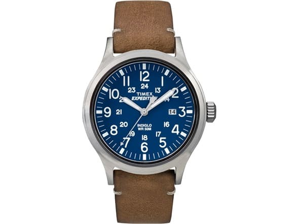 Timex Expedition Metal Scout Wrist Watch, $14.99, Free Prime Shipping, Woot