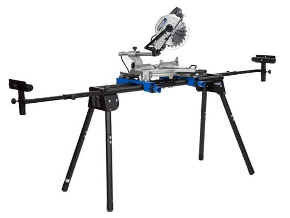"Woot : Delta ShopMaster 10"" Compound Sliding Miter Saw with Universal Folding Stand, $199.99, Free Prime shipping"