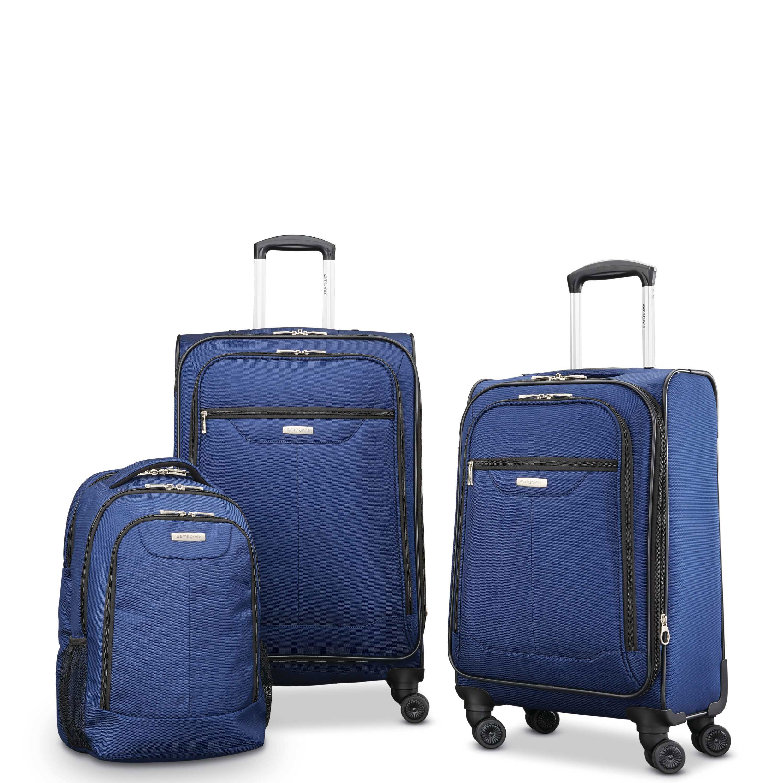 3 piece Samsonite Tenacity Luggage Set, $76.49 after coupon, Free shipping