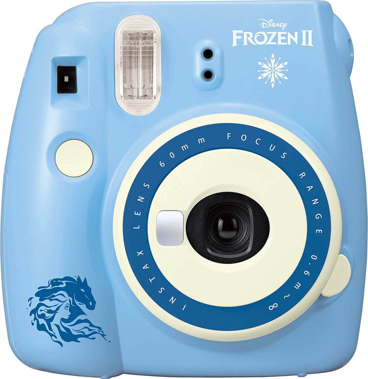 Fujifilm Instax Mini 9 Instant Camera, Disney Frozen 2 version, $30, Free shipping, Amazon (ships within 1-2 months)