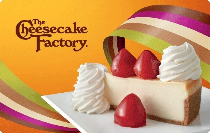 Kroger gift cards - $50 The Cheesecake Factory egift card, $40, $25 Fandango Now, $20, Buy 3 months Xbox Game pass utimate, Get 3 months free