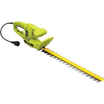 Sun Joe HJ22HTE-PRO 20-Inch 3.8 Amp Electric Hedge Trimmer, Green, $17.93, Amazon