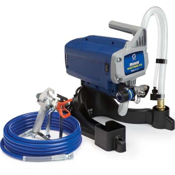 Graco Magnum Project Painter Plus Paint Sprayer, $204, free shipping, Home Depot