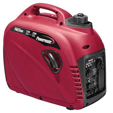 Sam's Club Members : Powermate PM2200i 2200 Watt Inverter Generator, $339, Free Shipping