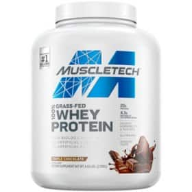 Sam's Club Members : 4.63 lbs MuscleTech Grass Fed 100% Whey Protein, Chocolate or Vanilla, $23.88