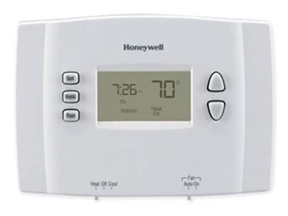 Woot, REFURBISHED, Honeywell Home RTH221B1021 Weekly Programmable Thermostat, $9.99, Free shipping for Prime