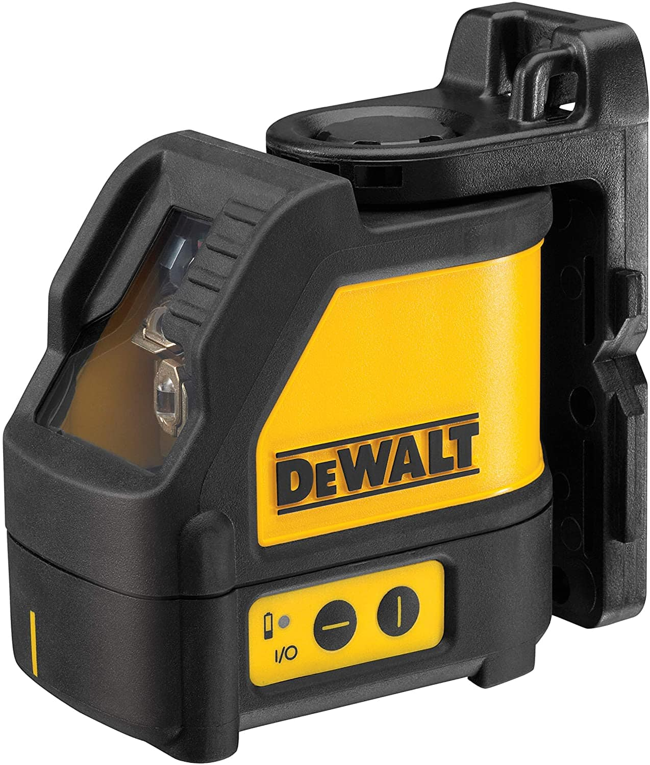 DEWALT (DW088K) Line Laser, Self-Leveling, Cross Line, $111.47, Amazon