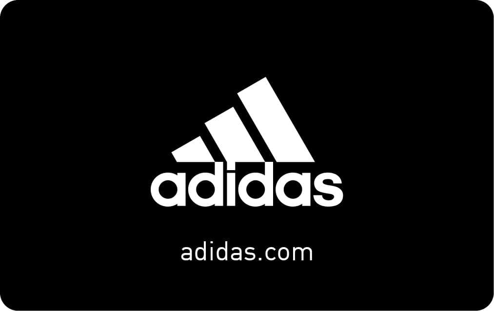 $50 Adidas gift card (e-mail delivery), $40, Paypal