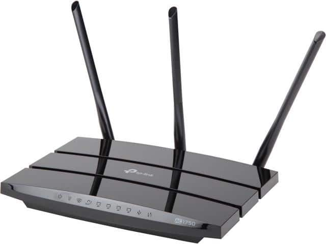 TP-Link Archer A7 AC1750 Wireless Dual Band Gigabit Router $59.50 + Free shipping. No coupon, No code