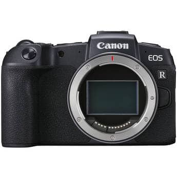 Canon EOS RP Mirrorless Camera,  Body only with  EF-EOS R Adapter & EG-E1 Grip - Greentoe $1199