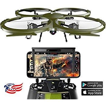 Kolibri Delta-Recon HD Camera Drone Clipped Coupon Savings:-$20.00 Total before tax: $54.98
