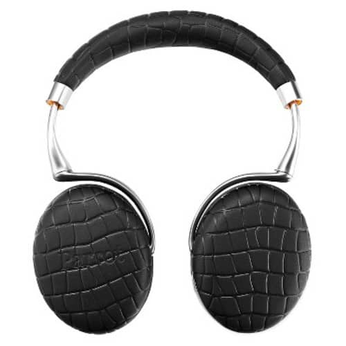 Parrot Zik 3 Bluetooth Wireless Noise-Canceling Headphones Black Croc $199.98