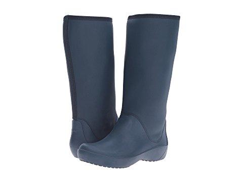 Crocs RainFloe Tall Boot At 6pm (72% OFF!) $19.74