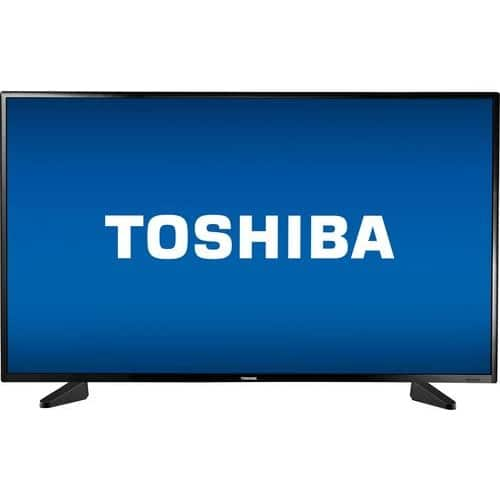 "Toshiba - 49"" Class (48.5"" Diag.) - LED - 1080p - HDTV on BEST BUY $249.99"
