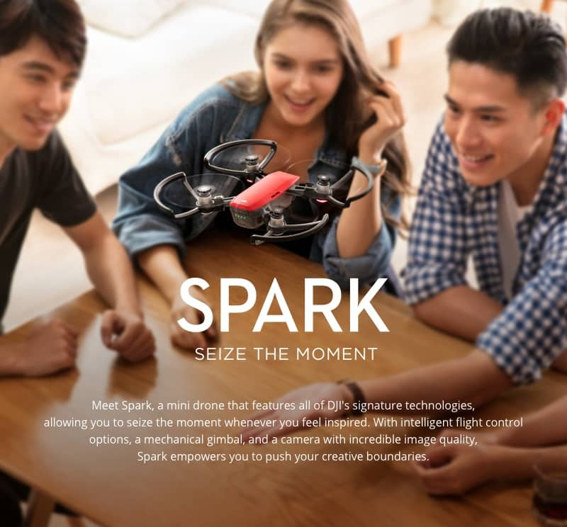 DJI Spark free delivery $399