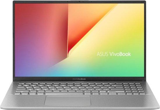 "Best Buy ASUS VivoBook 15 15.6"" Laptop - AMD Ryzen 7 -12GB Memory - AMD Radeon RX Vega 10 - 512GB SSD - Transparent Silver $499.99 free store pick up"