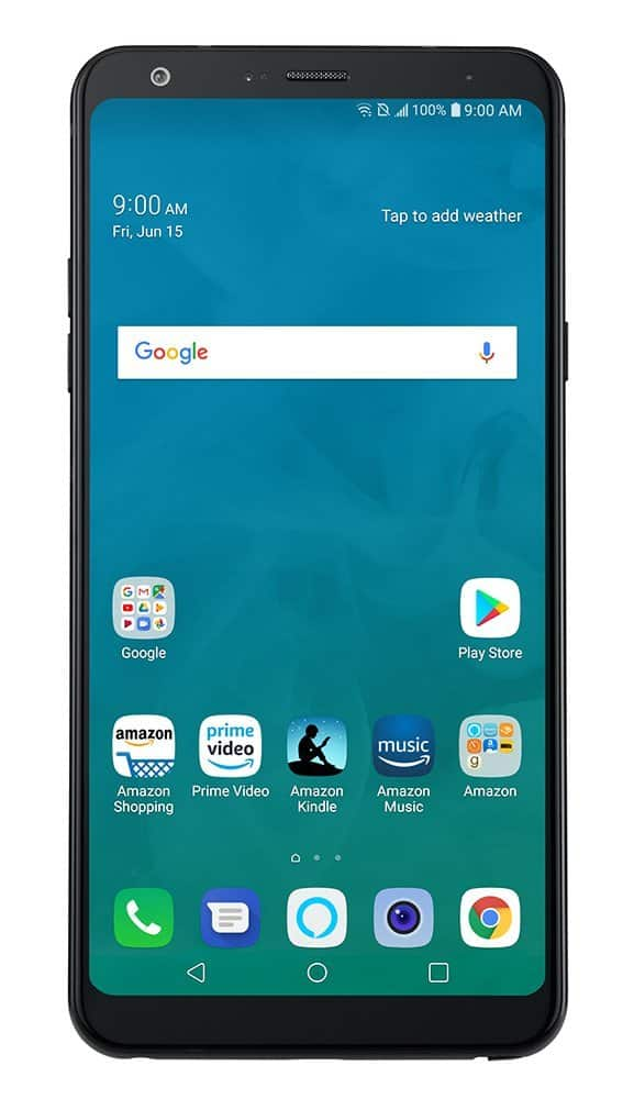 LG Stylo 4 – 32 GB – Unlocked (AT&T/Sprint/T-Mobile/Verizon) – Aurora Black – Prime Exclusive Phone $179.99 + Free Shipping