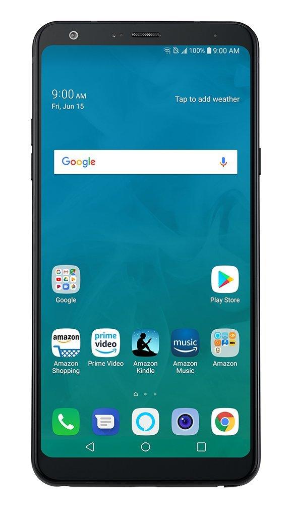 LG Stylo 4 – 32 GB – Unlocked (AT&T/Sprint/T-Mobile/Verizon) – Aurora Black – Prime Exclusive Phone $179.99 + Free Shipping
