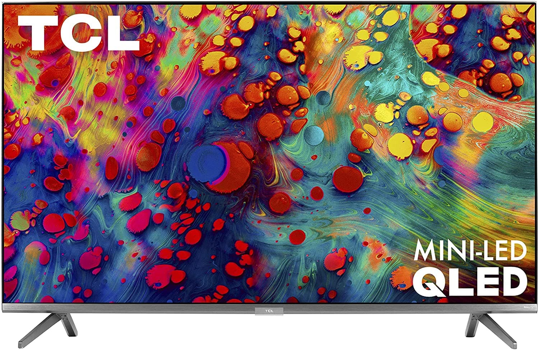"TCL 65"" 6-Series 4K UHD Dolby Vision HDR QLED Roku Smart TV - 65R635 - $840.17 + free shipping"