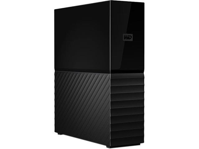 WD My Book 10TB USB 3.0 External Desktop Hard Drive WDBBGB0100HBK-NESN Black $167.99