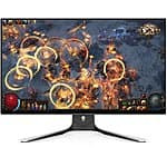 """27"""" Alienware AW2721D QHD 240Hz 1ms IPS G-Sync Monitor + 2.5% SD Cashback $742.50 (PC Req'd) + Free S/H"""