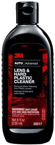 3M Lens and Hard Plastic Cleaner 8oz - $3