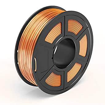 TECBEARS Shiny Silk Copper PLA $14.49