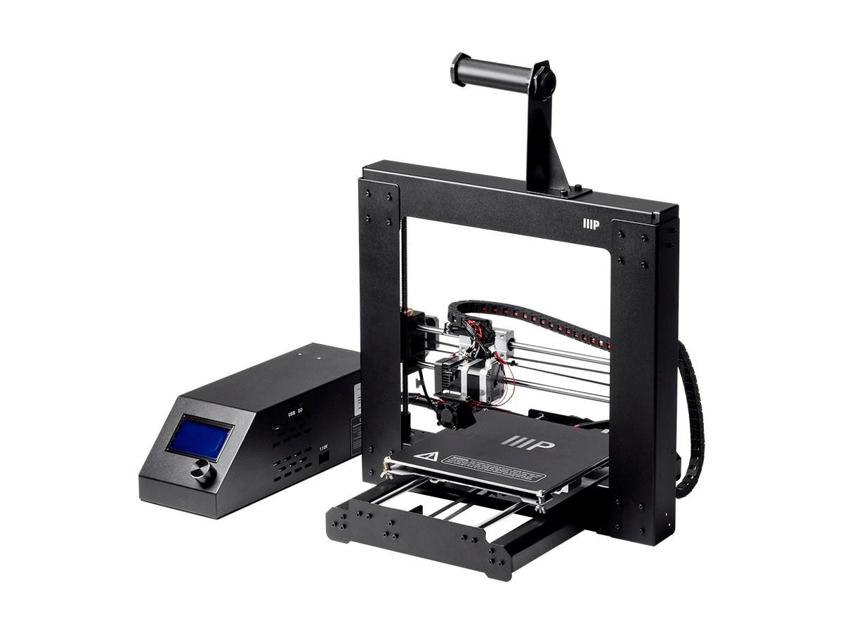 Monoprice Maker Select 3D Printer v2 (Open Box) $139.99 with code VET150