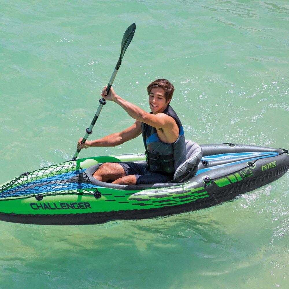Intex Challenger K1 Kayak $48.99