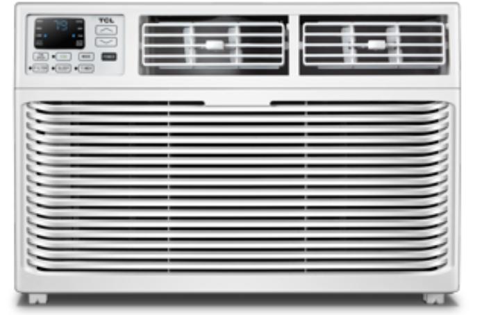 YMMV TCL 5,000 BTU Window Air Conditioner with Remote; White $40