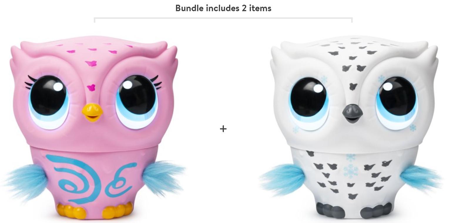 Owleez, Flying Baby Owl: Buy One, Get One FREE $19.99