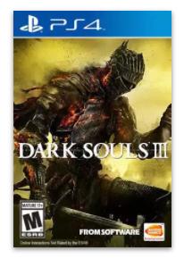 Dark Souls III - Used @ Redbox PS4/Xbox One $4.99 + tax