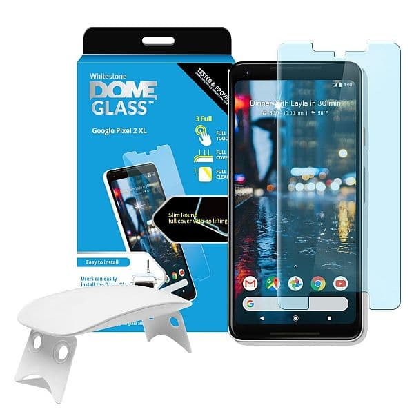 Whitestone dome glass for Pixel 2 xl $31.99 - Amazon lightning deal