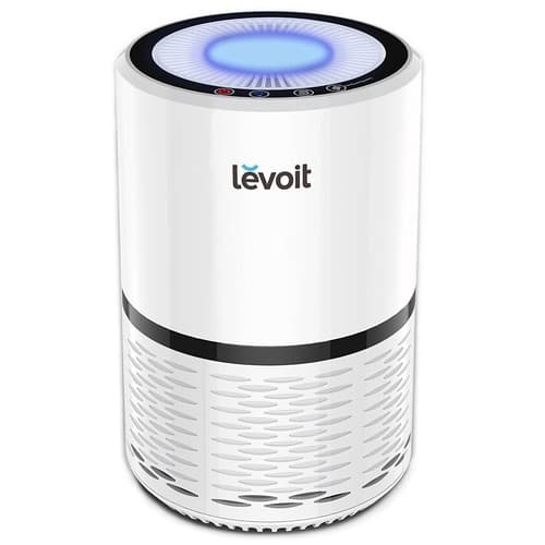 Levoit Air Purifier Filtration with True HEPA Filter $66.59