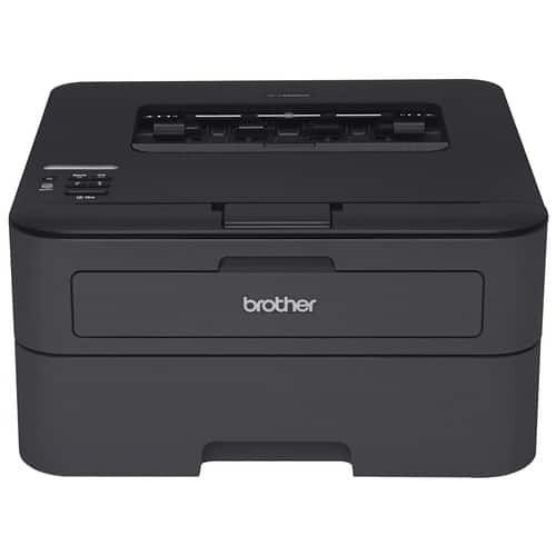 Brother Printer EHLL2360DW Compact Laser Printer Only $69.99
