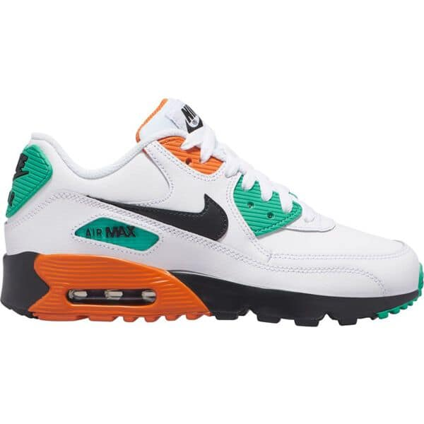 Air Max 90 Leather Sneakers $50
