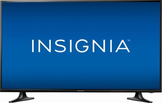 "Insignia 40"" Class (39.6"" Diag.) - LED - 1080p - HDTV - Black for $179.99 @Bestbuy"