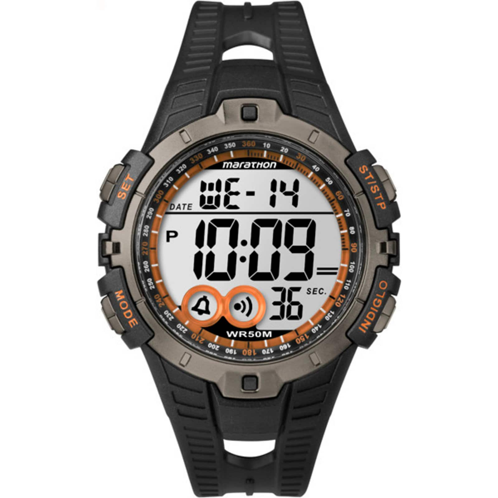 Timex Men's Marathon Digital Watch for $9.99 with free shipping