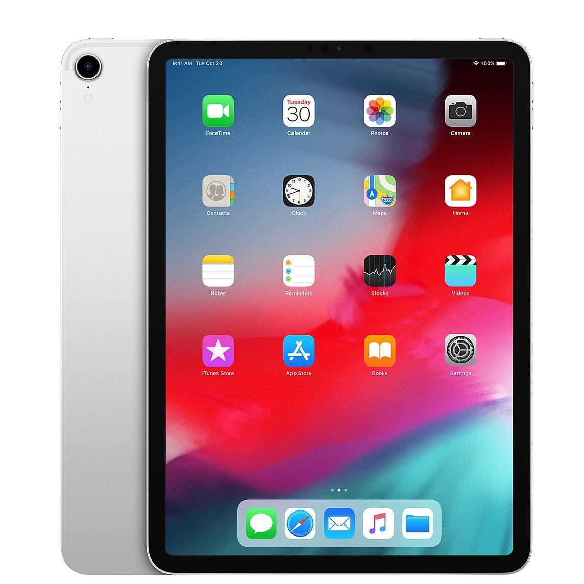 Apple: Refurbished 11-inch iPad Pro Wi-Fi 64GB - Silver $549.00 + FS