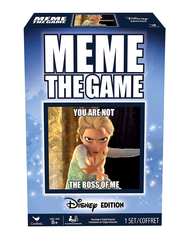 Meme the Game: Disney Edition - $5