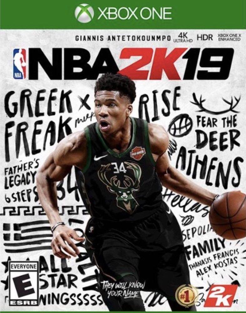 NBA2K19 (Download Card) Xbox One $22.99 shipped @ eBay.com
