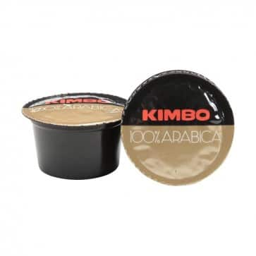 Kimbo Expresso Capsules (Lavazza Blue Compatible) (100% Arabica-Gold) $35.99/96ct after coupon