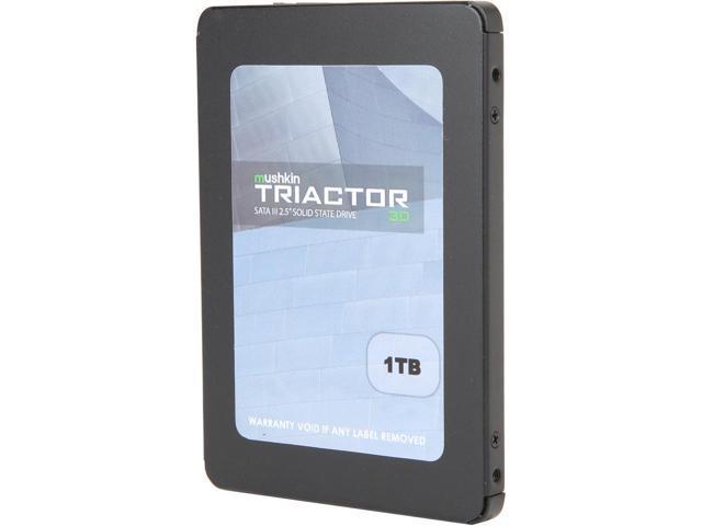 1tb Ssd Mushkin Enhanced Triactor 3dx 2 5 1tb Sata Iii 3d Tlc