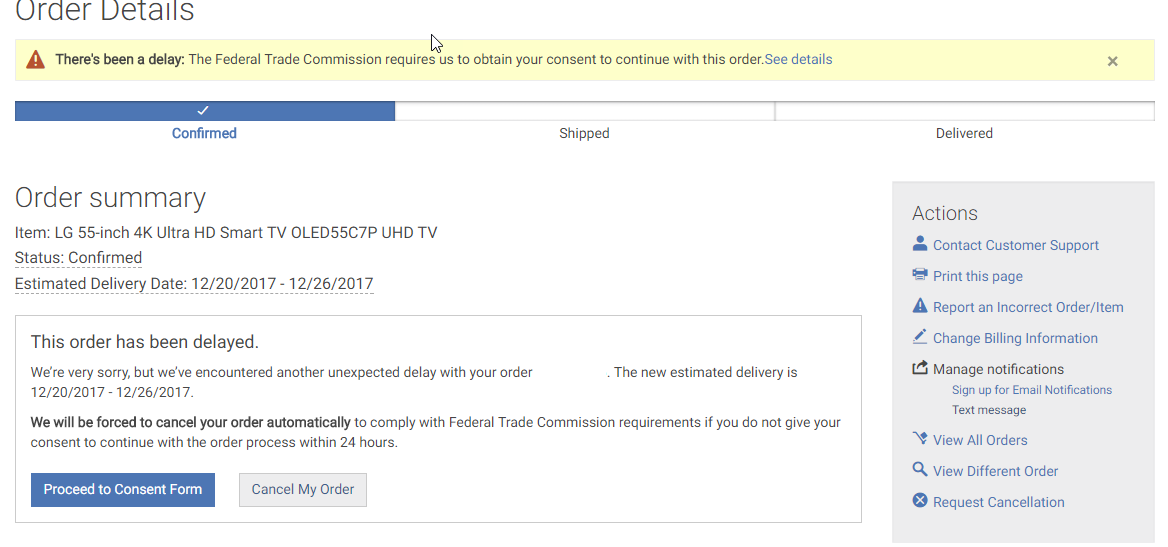 Dell Order Status Confirmed - Dell Photos and Images 2018