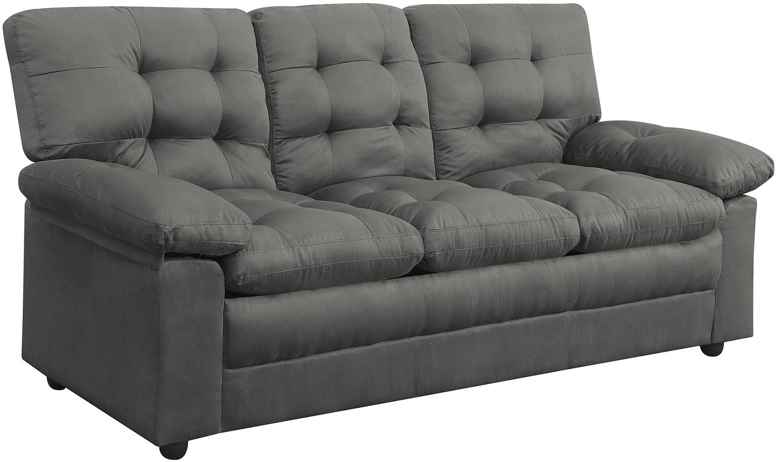 Mainstays Buchannan Sofa + Free shipping for $174.97 @walmart